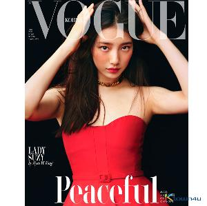 [韓国雑誌] VOGUE 2020.06 (Cover : Suzy / Content : Jooheon & I.M 12p)
