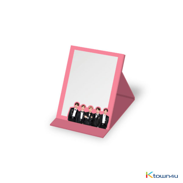 AB6IX - 1ST ABIVERSARY DESK MIRROR (*Order can be canceled cause of early out of stock)