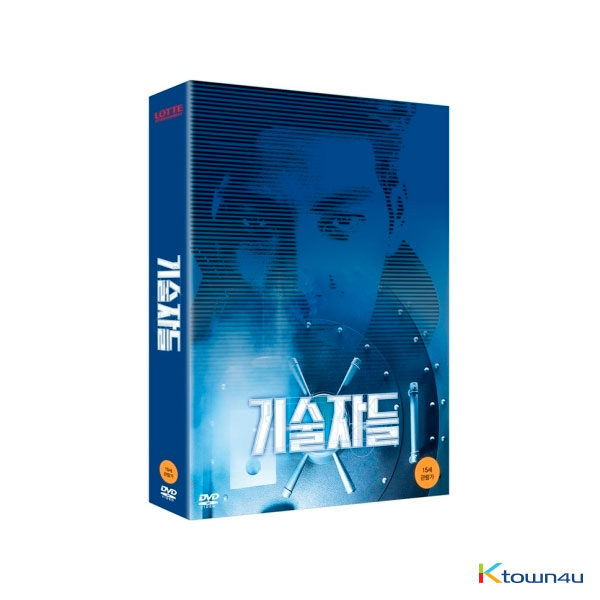 [DVD] The Con Artists First Press Limited Edition (2Disc)