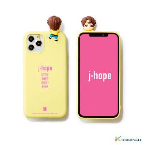 BTS- BTS Character Figure Color Jelly Case_Nickname (J-HOPE)