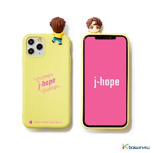 BTS- BTS Character Figure Color Jelly Case_Stairs (J-HOPE)