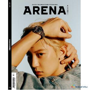 [韓国雑誌] ARENA HOMME+ 2020.7 A Type (Cover : CHANYEOL / Content : NCT DREAM : JENO &  JAEMIN & RENJUN)
