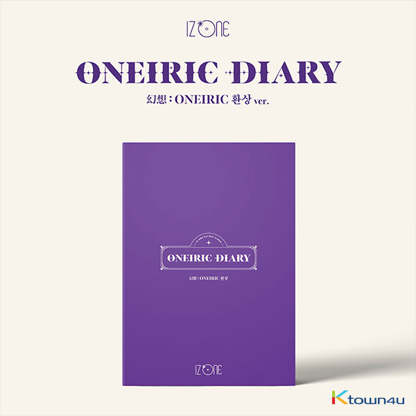 IZ*ONE - Mini Album Vol.3 [Oneiric Diary] (Fantasy Ver.)