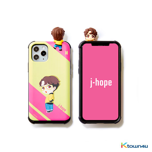 BTS- BTS Character Figure Slide Card Case_Edge (J-HOPE)