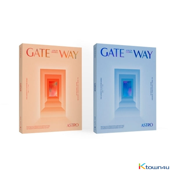 ASTRO - Mini Album Vol.7 [GATEWAY] (Random Ver.)