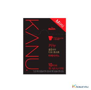 Kanu Dark Mini Coffee 0.9g*10EA