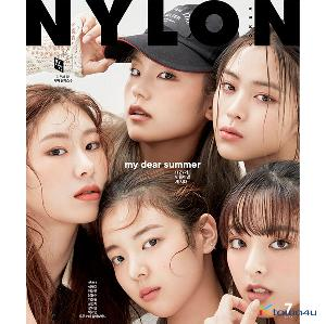 [韓国雑誌] NYLON 2020.07 (Front Cover : ITZY / Back Cover : HA SUNG WOON)