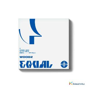 WOODZ - Mini Album Vol.1 [EQUAL] (Kit Album) *Due to the built-in battery of the Khino album, only 1 item could be ordered and shipped at a time.