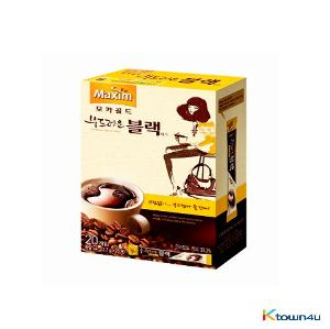 Maxim Moca Gold black Mix Instant Coffee 2.7g*20EA