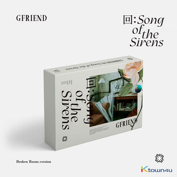 GFRIEND - Album [回:Song of the Sirens] (B ver.) *サイン会応募不可 X