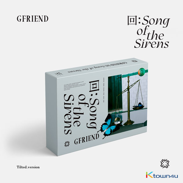 GFRIEND - Album [回:Song of the Sirens] (T ver.) *サイン会応募不可 X