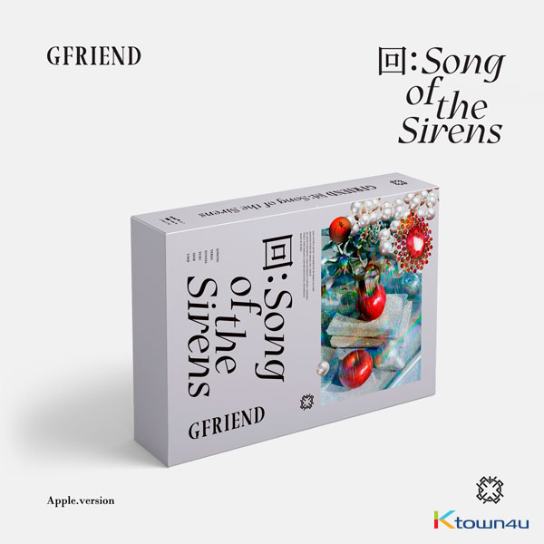 GFRIEND - Album [回:Song of the Sirens] (A ver.) *サイン会応募不可 X