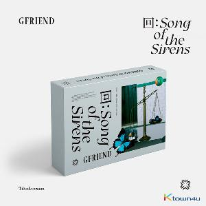 [Ktown4u Event] GFRIEND - Album [回:Song of the Sirens] (T ver.) *Ktown4u Pre-order benefit : Unrevealed Photocard 1set