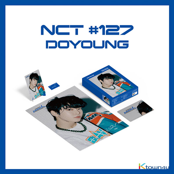 NCT 127 - Puzzle Package Limited Edition (Doyoung ver)
