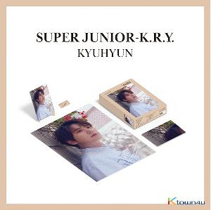 Super Junior K.R.Y. - Puzzle Package Limited Edition (KyuHuyn Ver.)