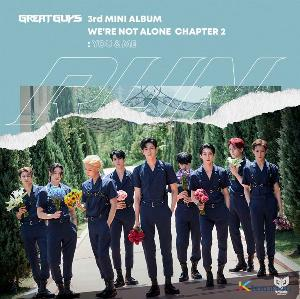 GreatGuys - Mini Album Vol.3 [We're Not Alone_Chapter2:You&Me]