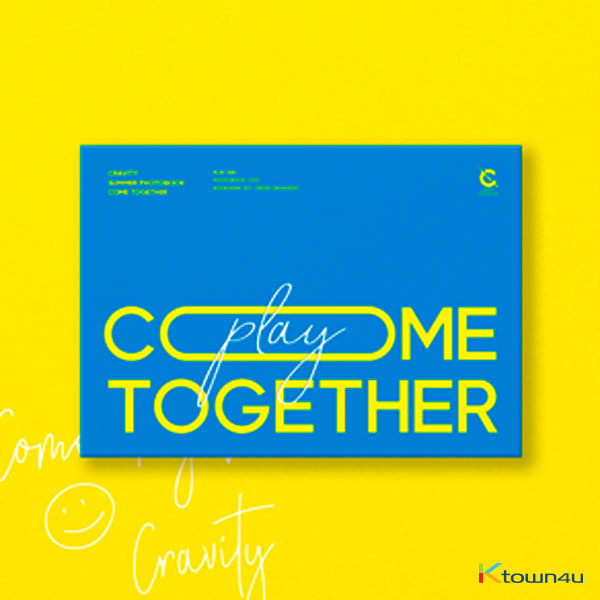 [CRAVITYjapan support] [PHOTOBOOK] CRAVITY SUMMER PACKAGE 'COME TOGETHER' PLAY VER  ※ DVD 日本再生不可