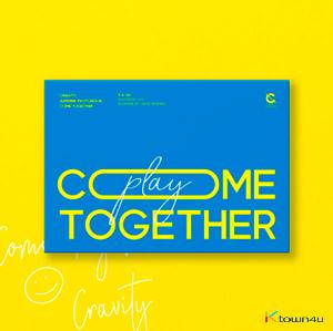 [PHOTOBOOK] CRAVITY - CRAVITY SUMMER PACKAGE 'COME TOGETHER' PLAY VER ※ DVD 日本再生不可
