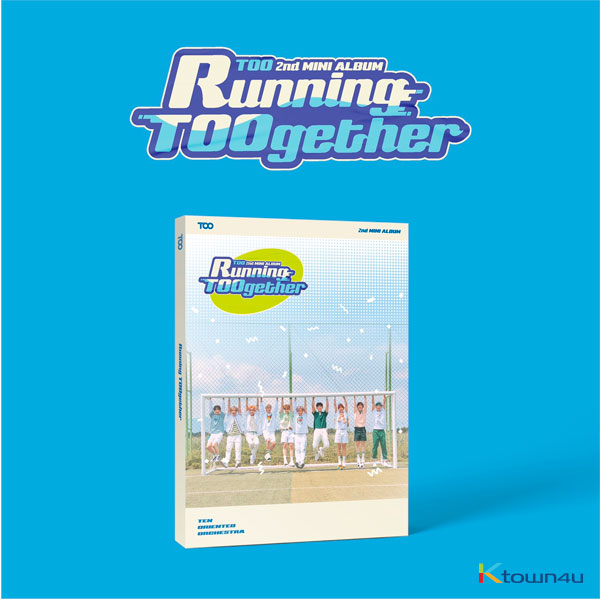 TOO - Mini Album Vol.2 [Running TOOgether]