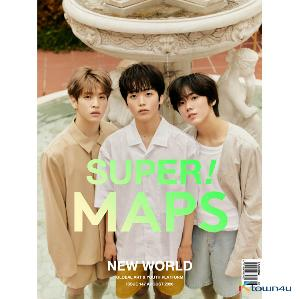[韓国雑誌] Maps 2020.08 A Type (Cover : CRAVITY)