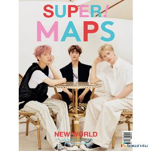 [韓国雑誌] Maps 2020.08 C Type (Cover : CRAVITY)
