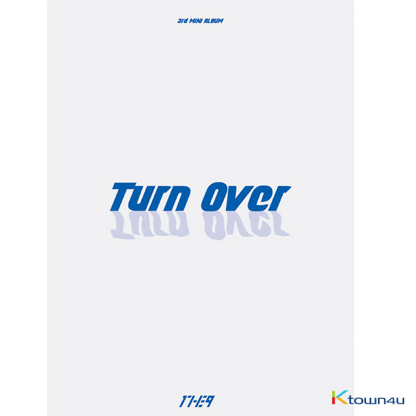 1THE9 - Mini Album Vol.3 [Turn Over]