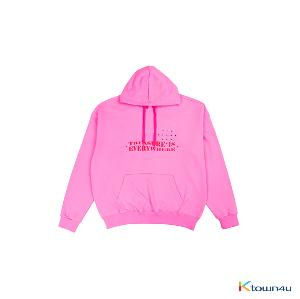 [TREASUREMAP] TREASURE - TREASURE HOODIE_PINK