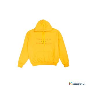 [TREASUREMAP] TREASURE - TREASURE HOODIE_YELLOW
