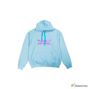 [TREASUREMAP] TREASURE - TREASURE HOODIE_ BLUE
