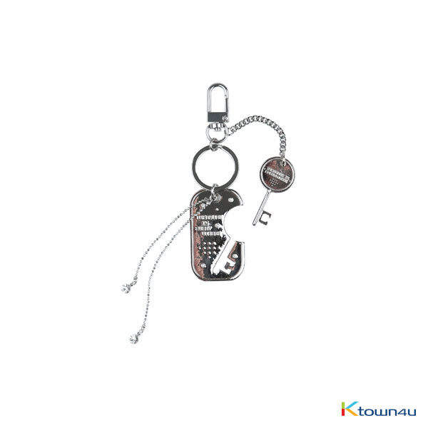 [TREASUREMAP] TREASURE - TREASURE KEYRING
