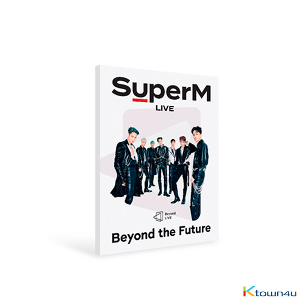 [SoyV] SuperM - Beyond LIVE BROCHURE SuperM [Beyond the Future]