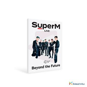 SuperM - Beyond LIVE BROCHURE SuperM [Beyond the Future]