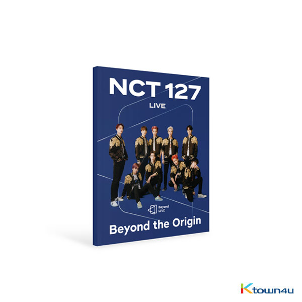 [V-mxtorihiki] NCT 127 - Beyond LIVE BROCHURE NCT 127 [Beyond the Origin]