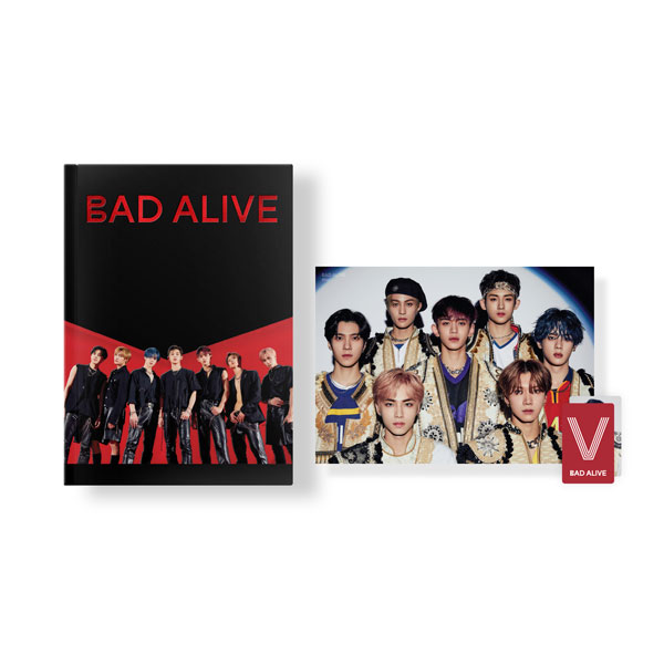 [HAPPY DAYS] WayV - PHOTO STORY BOOK [Bad Alive]