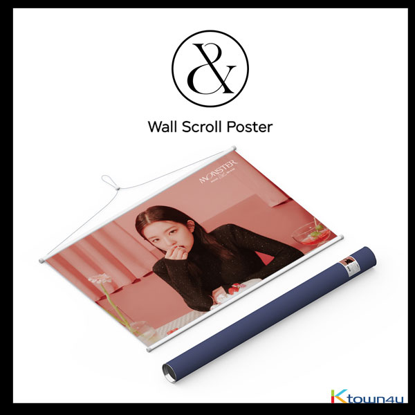 Red Velvet : IRENE & SEULGI - Wall Scroll Poster (Middle Note IRENE ver)