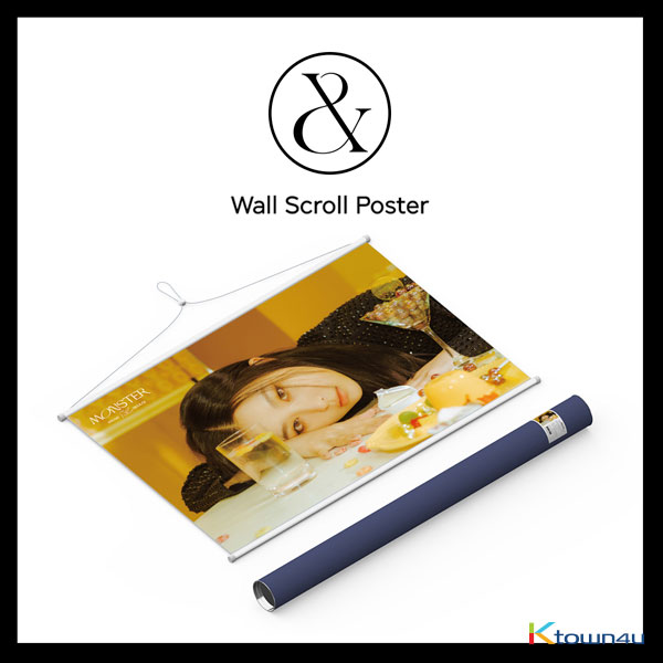 Red Velvet : IRENE & SEULGI - Wall Scroll Poster (Middle Note SEULGI ver)