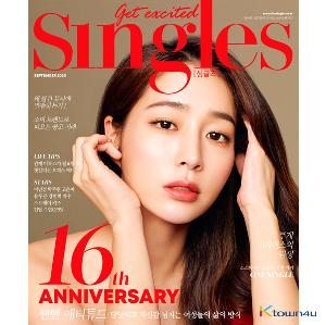 [韓国雑誌] Singles 2020.09 (Content : Yoon Doo Jun / Stray Kids)