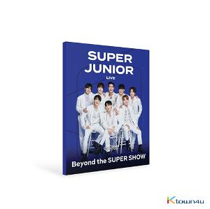 SUPER JUNIOR - Beyond LIVE BROCHURE SUPER JUNIOR [Beyond the SUPER SHOW]