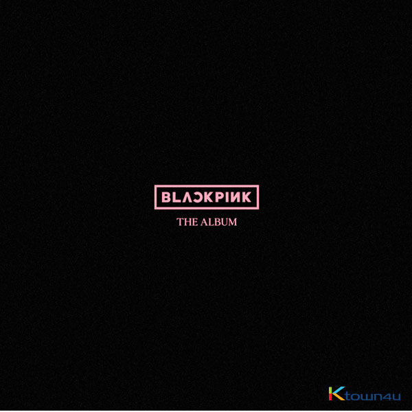 [Ktown4u Event] BLACKPINK - 1st FULL ALBUM [THE ALBUM] (Ver.1)