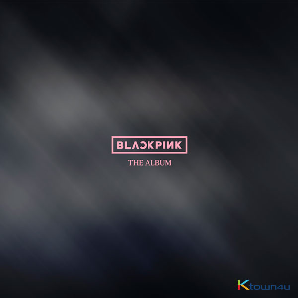 BLACKPINK - 1st FULL ALBUM [THE ALBUM] (Ver.3)