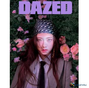 [韓国雑誌] Dazed & Confused Korea 2020 Special Edition A Type Vol.155 (Front Cover : Jisoo / Back Cover : Random)