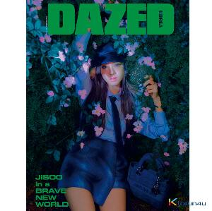 [韓国雑誌] Dazed & Confused Korea 2020 Special Edition C Type Vol.155 (Front Cover : Jisoo / Back Cover : Random)