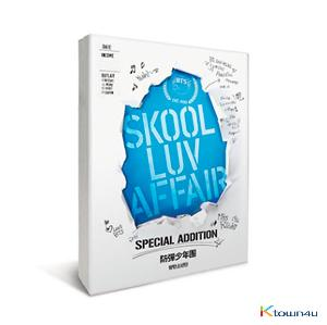 BTS - Mini Album Vol. 2 [Skool Luv Affair] (Special Addition) (販売再開)