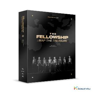 [DVD] ATEEZ - ATEEZ WORLD TOUR [THE FELLOWSHIP : MAP THE TREASURE SEOUL DVD]
