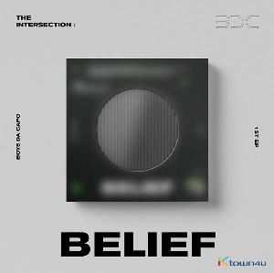 BDC - EP Album [THE INTERSECTION : BELIEF] (MOON ver.)