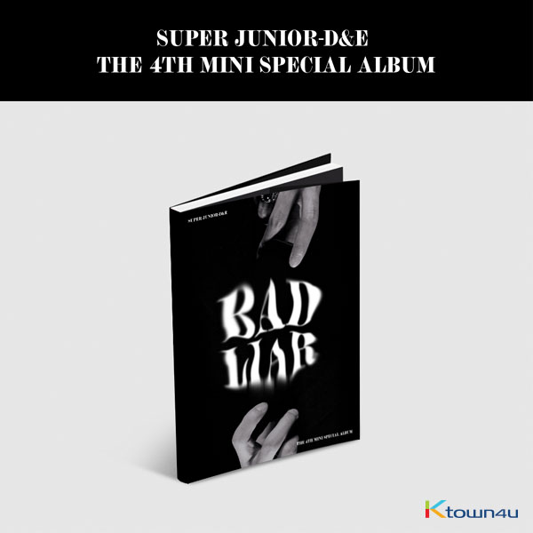 Super Junior D&E - Mini Album Vol.4 [Special Album]