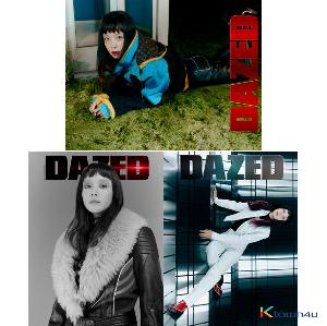 [韓国雑誌] Dazed & Confused Korea 2020.10 (Content : MONSTA X, Red Velvet, UP10TION) *Random 1p out of 3p
