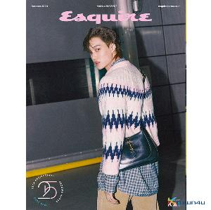 ESQUIRE 2020.10 C Type (Cover : KAI / Content : Ha Sung Woon 8p)