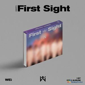 WEi - Mini Album Vol.1 [IDENTITY : First Sight] (WE Ver.)