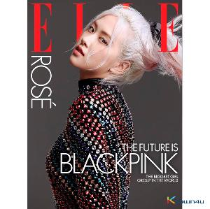 ELLE US 2020 (Cover : BLACKPINK ROSE)